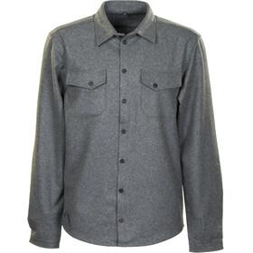 Roughstuff Feldhemd Miehet Pitkähihainen paita , harmaa